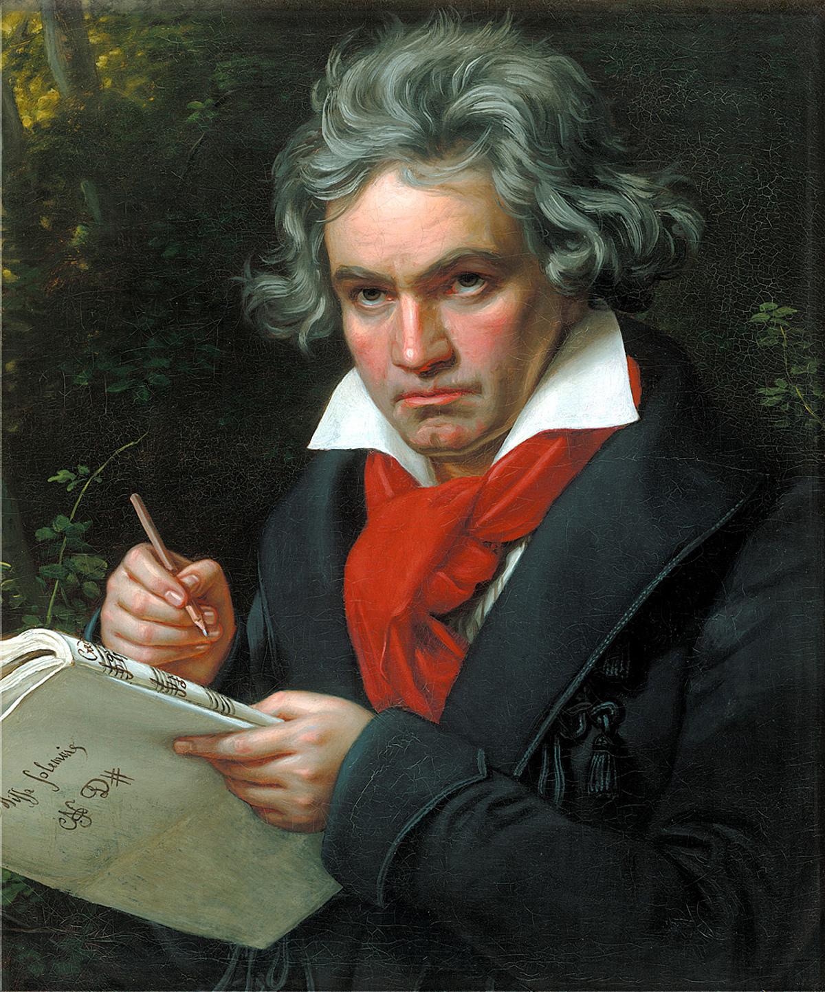 T'as d'beaux yeux tu sais!!! [JOUONS ENSEMBLE] - Page 31 Beethoven