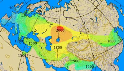Topic : Je vous parles des racines de l'Europe. Chariot_spread
