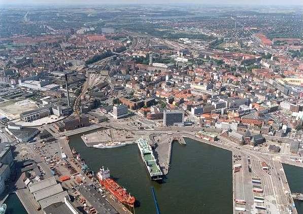 Danska %C3%85rhus_city_trafikhavn