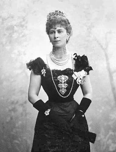 Mary, Princesa de Teck y George V. Mary_of_Teck_4