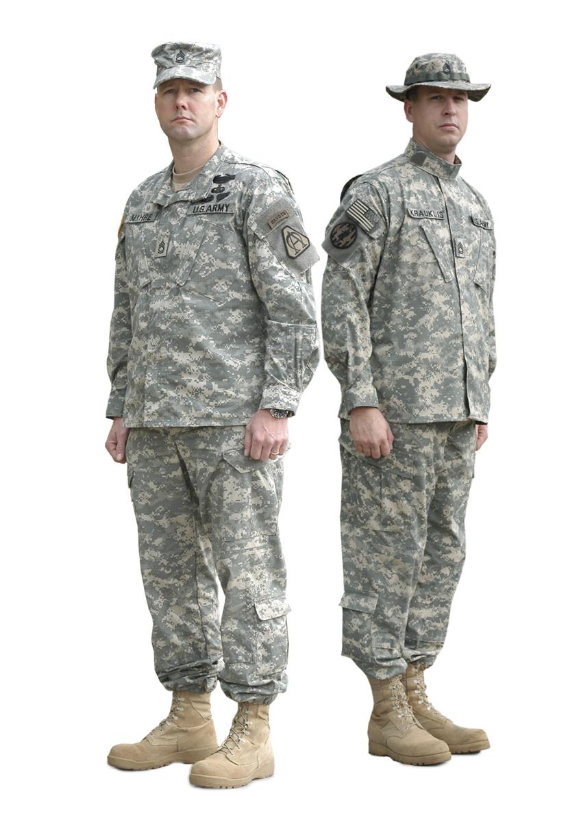 Camos norteamericanos: actuales y los próximos Army_Combat_Uniform