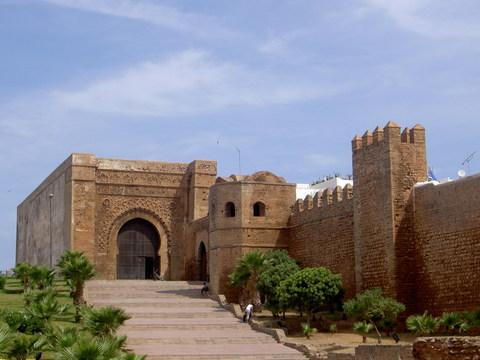 المدن المغربية المحتضنة لكاس العالم للاندية بالمغرب (1) :الرباط Palace_gate