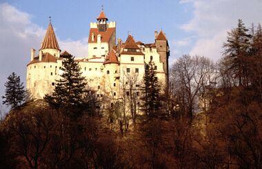 Rumunija Bran_Castle