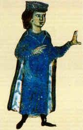 Srednjovekovno francusko pesništvo William_IX_of_Aquitaine_-_BN_MS_fr_12473
