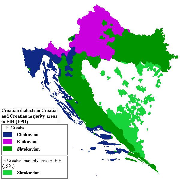 [fiche] Croate Croatian_dialects_in_Cro_and_BiH_1