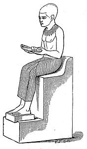 من هو إمحوتب ... رمز الأطباء ؟ Imhotep