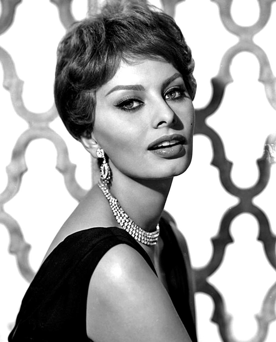 Strani compagni di letto - Pagina 5 Sophia_Loren_-_1959