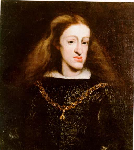 El fin de la Casa de Austria (1643-1700) Carlos_II