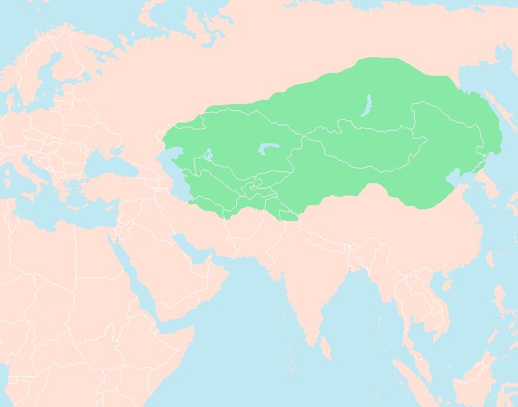 Блог-1 (история) Genghis_khan_empire_at_his_death
