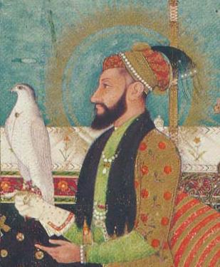 Histoire militaire turque - Page 6 Aurangzeb-portrait
