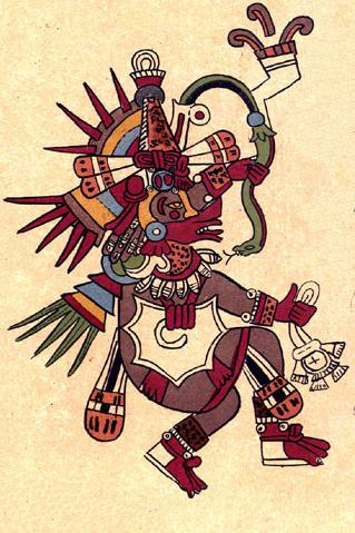 QUI ETAIT Quetzalcoatl Quetzalcoatl_1