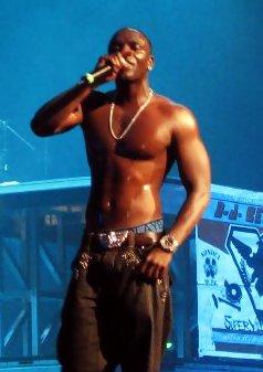 Západní osvěžení Akon