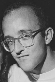 Keith Haring Keithharingportrait