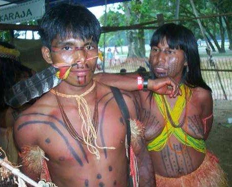 Brazil - Page 5 Brazilian-Indians