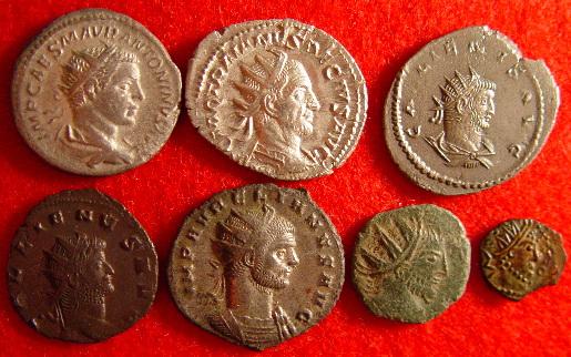 Antoninien 7antoninianii