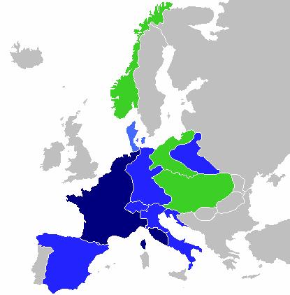 Dudas sobre Napoleon Napoleoniceurope