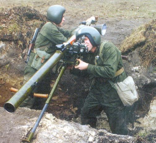 الجيش الملكي المغربي من الالف الى الياء Grenade_launcher_SPG-9M