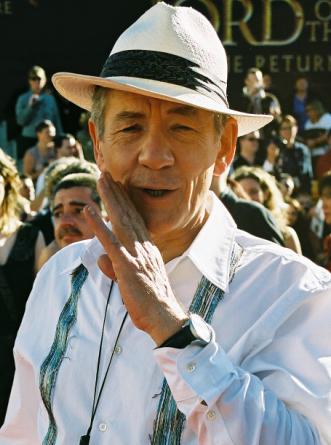 L'Ange du Chaos au cinéma. Ian_McKellen