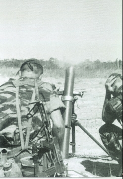 opération BONITE (KOLWEZI) Mortier2