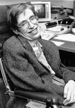 Анализ личности по фотографии.  Stephen_Hawking.StarChild