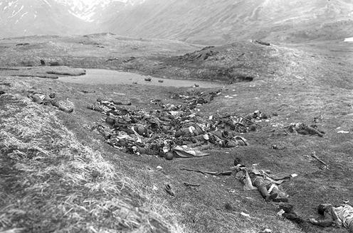 Operation Landcrab: La reprise d'Attu par les américains AttuBanzai