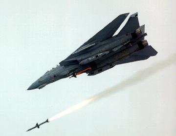 موسوعة اجيال الطائرات المقاتلة واشهر طائرات كل جيل - صفحة 10 F14Missile