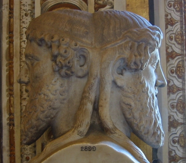 Happy New Year Janus-Vatican