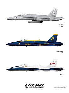 اف-18 مقاتلة متعددة المهام  220px-F18Afamilyweb