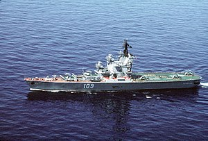 حصرى للمنتدى/قراءة في الخلفية التاريخية لتطور القوة البحرية+(صور) 300px-DoD-Leningrad-DN-ST-90-07636_50pct