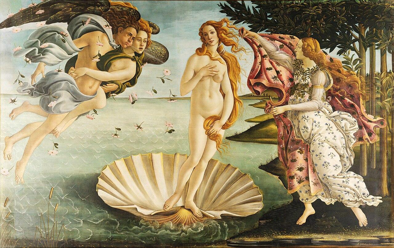 Vénus anadyomène 1280px-Sandro_Botticelli_-_La_nascita_di_Venere_-_Google_Art_Project_-_edited