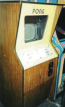 Los videojuegos más importantes de la historia 220px-PongVideoGameCabinet