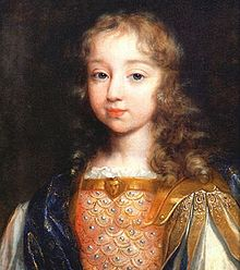 [Jeu] Association d'images - Page 2 220px-LouisXIV-child
