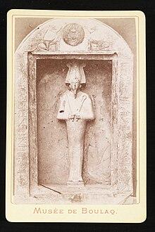 abraham dans l hindouisme? 220px-Musee_de_Boulaq_-_Statue_%281881%29_-_front_-_TIMEA-7
