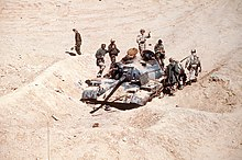 Opération Daguet 220px-Iraqi_Type_69_destroyed_by_the_French_6th_Light_Armored_Division_during_the_Gulf_War