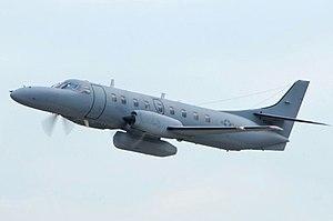 القوات الجويه لدول حلف شمال الاطلنطي (Nato Air Force) 300px-Metroliner_C-26