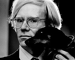Анализ личности по фотографии.  - Страница 5 250px-Andy_Warhol_by_Jack_Mitchell