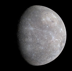 Planets & Dwarf planets Part 1 240px-Mercury_in_color_-_Prockter07_centered