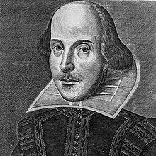 cela c'est passé un 23 avril ... 220px-Shakespeare_Droeshout_1623