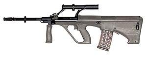 kh súng đợt 1 300px-AUG_A1_508mm_04