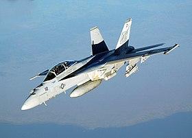 مسابقة الأسئلة العسكرية 2013 الجزء الثاني. إدخل و فوز بجوائز!  - صفحة 54 280px-FA-18_Hornet_VFA-41
