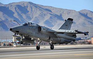 مسابقة الأسئلة العسكرية 2013. إدخل و فوز بجوائز! - صفحة 61 300px-Italian_Air_Force_AMX_fighter