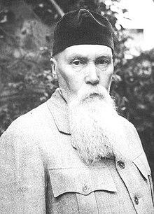 9 октября 1874 года родился - 13 декабря 1947 года скончался русский художник, сценограф, философ-мистик, писатель, путешественник, археолог, общественный деятель Николай Константинович Рерих 220px-N_Roerich