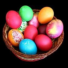 تاريخ الاحتفال بشم النسيم اصله  فرعونيا  220px-Bg-easter-eggs
