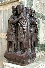 Diocleciano 150px-Venice_%E2%80%93_The_Tetrarchs_03