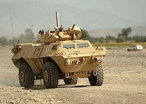 امكانيات الفرق المدرعة في الجيش العراقيـة (الرجاء الاطلاع) 300px-M1117_Armored_Security_Vehicle