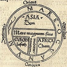 The Lord Of The Rings/Flat Earth Connection   220px-T_and_O_map_Guntherus_Ziner_1472