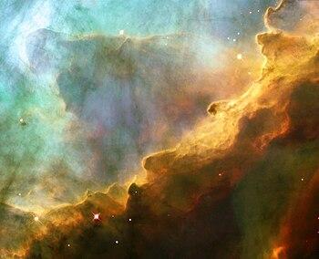 les plus belles photos de l'univers 350px-Omega_Nebula
