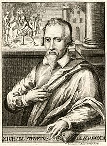 """Unitarien : """"Il n'y a qu'un Dieu uni"""" 220px-Michael_Servetus"""