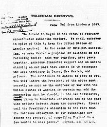 La déclaration Balfour 220px-Zimmermann-telegramm-offen
