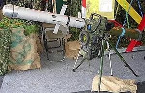 هل سنشهد الحرب الإيرانية - الأذربيجانية 300px-SPIKE_ATGM